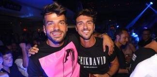 Andrea Damante e Claudio Sona