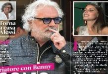 Flavio Briatore Benedetta Bosi