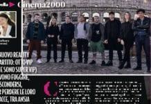 Cinema 2000 Celebrity Hunted Novella 2000 n. 14 2020