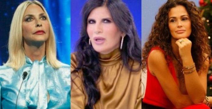 Pamela Prati interviene nella lite tra Stefania e Samantha e difende la Orlando