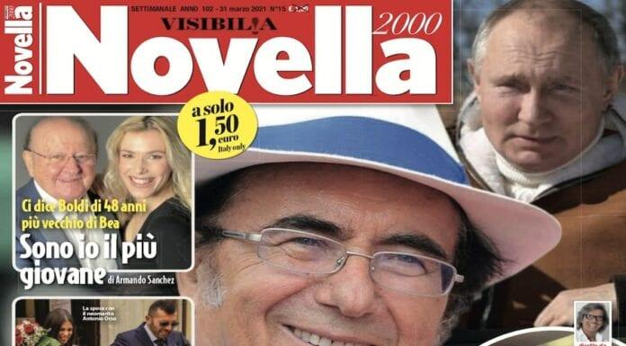 Novella 2000 n. 15 2021 copertina