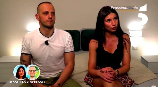 Chi sono Manuela e Stefano di Temptation Island 2021? Età, storia e Instagram
