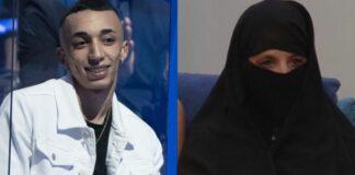 Jeda si scaglia contro Jo Squillo per aver indossato il niqab